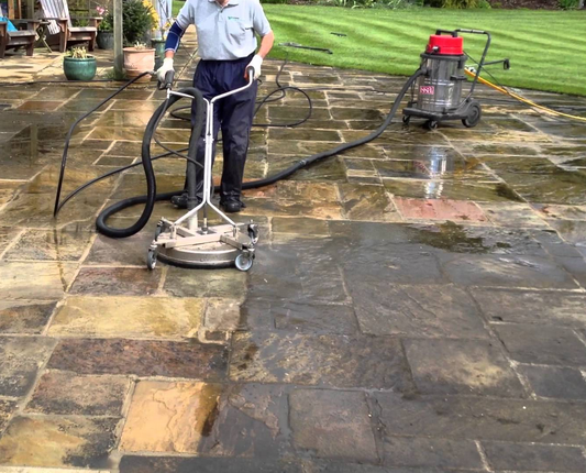 Patio And Deck Sealing